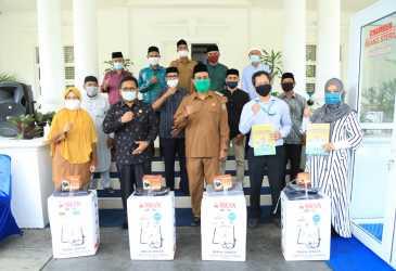 UNICEF Dukung Program Pencegahan Covid Banda Aceh