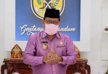 Walkot Banda Aceh Tak Gelar Open House