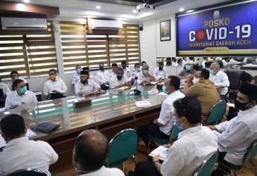 Pemerintah Aceh Siapkan Panduan New Normal