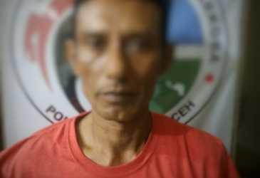 Polisi Sergap Warga Lamteh Ulee Kareng