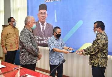 Sekda Aceh Ingatkan Gerakan BEREH dan Protokol Kesehatan