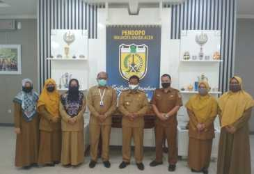 Pemerintah Kota Banda Aceh Siap Dukung Program Sejuta Akseptor KB