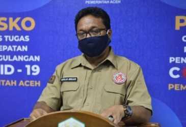 Kasus Covid-19 Aceh Bertambah 13 Orang