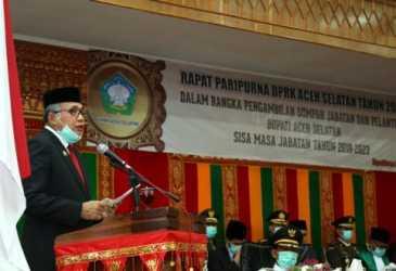 Rumah Sakit Regional dan Mengatasi Banjir Prioritas di Aceh Selatan