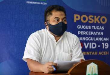 1.551 Kantong Darah Terkumpul dari ASN Pemerintah Aceh