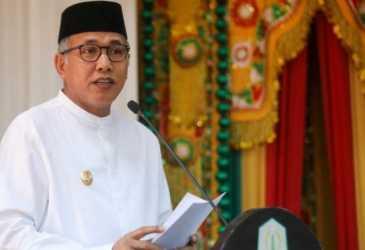 Nova Iriansyah Kepala Daerah Paling Responsif Tangani Covid-19