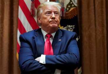 Trump Mundur dari Kursi Presiden AS