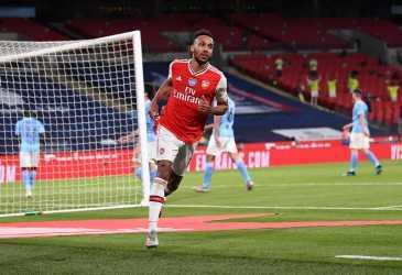 Bawa Arsenal Lewati City Menuju Final Piala FA