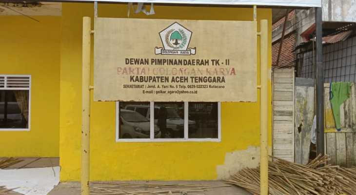 Partai Golkar Aceh Tenggara Akan Gelar Musda
