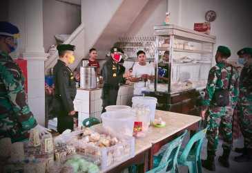 Satpol PP dan WH Aceh Razia Warung Kopi
