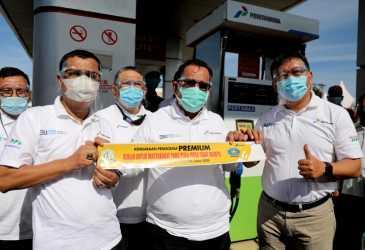 Aceh Terapkan Stickering Mobil Pemakai BBM Bersubsidi