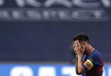 Mungkin Ini Momen yang Bikin Lionel Messi Tak Lagi Betah di Barca