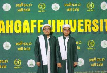 Universitas Favorit di Yaman Kembali Wisuda Dua Putra Aceh