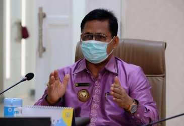 Wali Kota Minta Jajaran Pemko Perketat Protokol Kesehatan