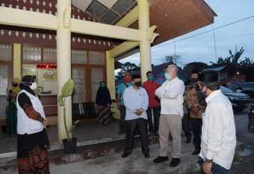 Sekda Aceh Tinjau Kesiapan GEMA di Empat Kabupaten