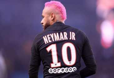 Resmi Jadi Sponsor Neymar