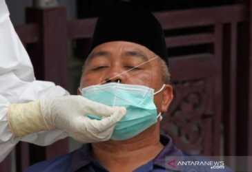 Bupati Aceh Barat positif COVID-19