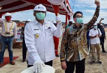 KMP Aceh Hebat 1 Resmi Dilaunching