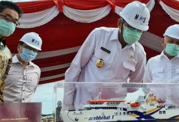 Sejarah Baru Transportasi Laut Aceh