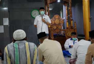 Plt Gubernur Silaturahmi dengan Masyarakat Aceh di Batam