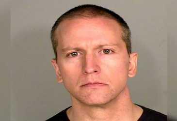Polisi Pembunuh George Floyd Bebas Bersyarat