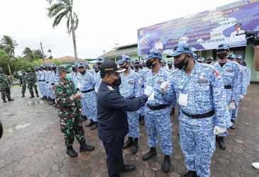 Wali Kota Buka Pembinaan Kader Bela Negara di Rindam IM