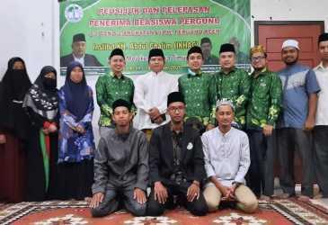 Pergunu Aceh Kirim Enam Penerima Beasiswa Kuliah di IKHAC