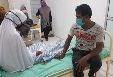 Mengharukan, Ibu Muda Korban Rudapaksa di Birem Bayeun Aceh Timur Itu Ternyata Sedang Hamil 4 Bulan