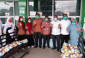 Sudah 34 Perawat Bireuen Positif Covid-19, Rekan Sejawat Tunjukkan Aksi Solidaritas