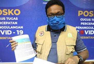 UPDATE Covid-19 Aceh; Pasien Positif Capai 7.037 Orang, Berikut Rinciannya