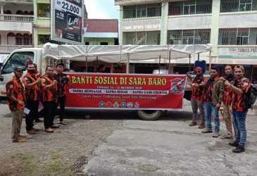 MPC PP Aceh Selatan Gelar Baksos