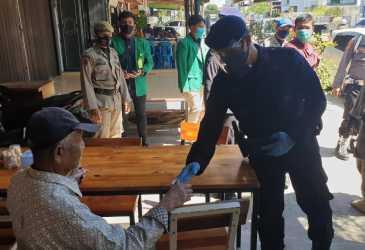 Brimob Gencarkan Operasi Yustisi di Lhokseumawe
