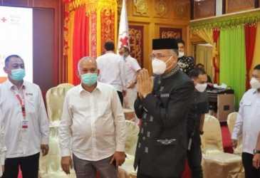 Plt Gubernur Buka Musyawarah Luar Biasa PMI Aceh