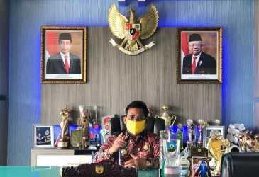 Aminullah Minta Satpol PP Perketat Razia Pelanggar Prokes Covid-19