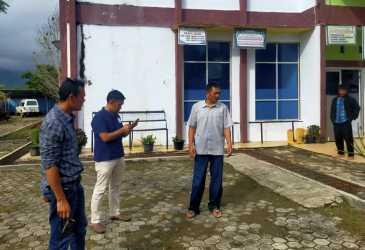 Ketua Komisi D DPRK Bener Meriah Tinjau Puskesmas Samar Kilang