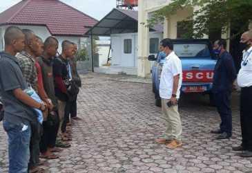 Dinas Sosial Kota Banda Aceh Tertibkan Delapan Anak Jalanan dari Luar Aceh