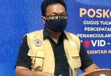 Update Covid-19 Aceh; Total Positif Capai 7.719 Orang, Sembuh 6.217 Pasien