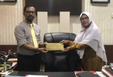 DPRA Akomodir Permintaan GTKHNK35+ Bener Meriah Surati Presiden