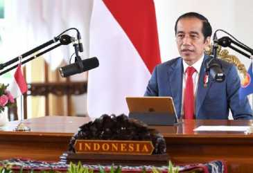 Jokowi Minta Percepat Travel Bubble di KTT ASEAN