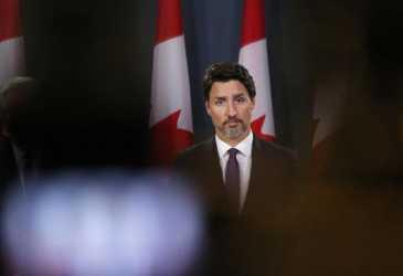Corona Melonjak, PM Kanada Ancam Batalkan Perayaan Natal
