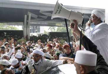 TNI AU Lepaskan Anggota yang Nyanyikan Marhaban Rizieq Shihab