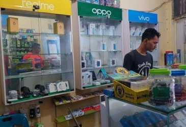 Maling Santroni Kios Smartphone di Pidie, 13 Ponsel, 500 Voucher Lenyap, Ini Kronologis dan Kerugian