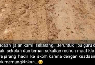 Jeritan Hati Siswa di Aceh Timur: Teruntuk Ibu Guru dan Teman Sekalian, Maaf Kalau Saya Jarang Hadir