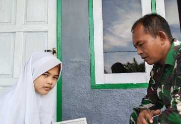 Simak, Trik Menghafal Al Qur'an Secara Otodidak Ala Murid SD di Aceh Singkil
