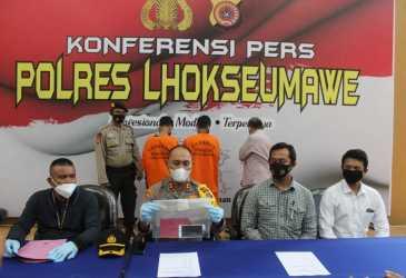Polisi Bekuk Pelaku Begal Mahasiswi di Lhokseumawe