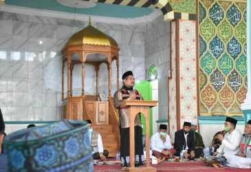 Sarkawi Ajak Masyarakat Teladani Sifat Nabi Muhammad SAW