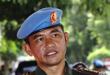 KSAD Pimpin Sertijab, Mayjen TNI Maruli Resmi Jabat Pangdam Udayana