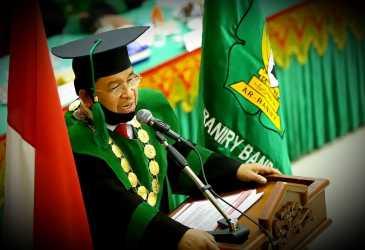 Rektor UIN Ar-Raniry Usulkan Agar Pemerintah Bentuk Komisi Perlindungan Guru