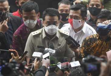 Wagub DKI Prihatin soal Menteri KP Edhy Prabowo Ditangkap KPK