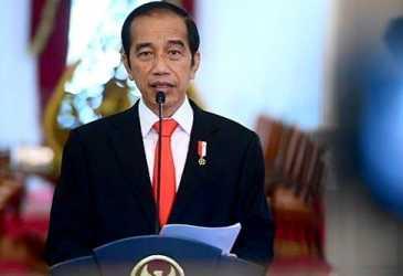 Gubernur Aceh Nova Iriansyah Terima DIPA Dari Presiden Jokowi